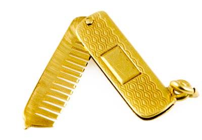 Folding Pocket Comb
